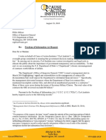 State OIG FOIA Request