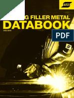 Esab Welding Filler Metal Databook - Usa 2016