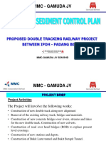 Erosion and sediment control plan