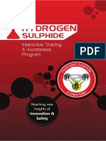 Hydrogen Sulfida Safety Training