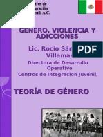 SANCHEZ VILLAMAR GÉNERO VIOLENCIA Y ADICCIONES a.ppt