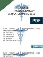Discusion Inmunologia 2