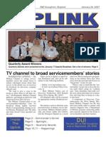 2007 Jan 26 - Uplink