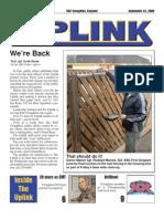 2006 Sep 22 - Uplink