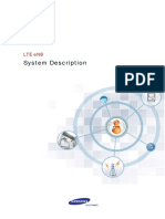 LTE ENB System Description Infotel