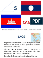 Laos Camboja