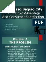 Café Lusso Baguio City