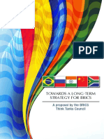 BRICS Long Term Strategy