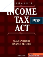 Direct Tax Books Pdf