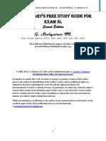 Stolyarov 3L Study Guide