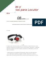 Técnicas y Ejercicios.docx