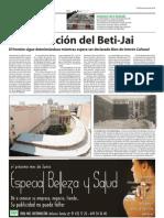 Reportaje en las Gaceta Locales sobre el Beti-Jai - Mayo 2010