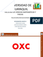Optical Cross Connect(Oxc)