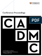 CADMC Proceedings for Web