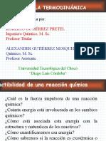 1. Unidad III Primera Ley de La Termodinamica