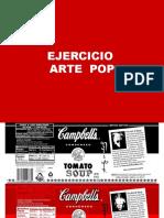 Ejercicio2 Sopas Campbell-warhol