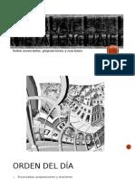 Lenguaje - metalenguaje y enunciado, proposicion oración I-2016.pptx
