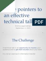 Effective Talk ID6021