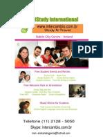 Catalogo Isi Estude Trabalhe Irlanda