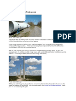 Wind Turbines as Confined Spaces