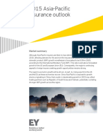 Ey 2015 Asia Pacific Insurance Outlook