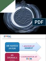 Zong HR Report