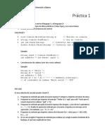 MPOO - Práctica 1