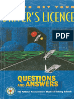Q&A How to Get u r Driving Licence