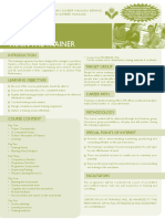 Brochure TrainTheTrainer