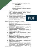 Reglamento de Anuncios Publicitarios Del Municipio de Tlalnepantla de Baz