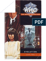 Dr. Who - The Fourth Doctor 02 - Evolution