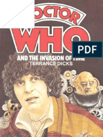 Dr. Who - The Fourth Doctor 35 - Doctor Who and the Invasion of Time