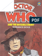 Dr. Who - The Fourth Doctor 36 - Doctor Who and the Invisible Enemy