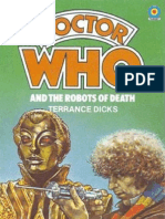 Dr. Who - The Fourth Doctor 53 - Doctor Who and the Robots of Death