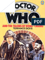 Dr. Who - The Fourth Doctor 61 - Doctor Who and the Talons of Weng-Chiang