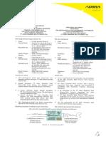 Adira Dinamika Multi Finance Tbk Bilingual 31 Des 2014