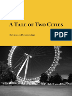 A Tale of Two Cities- Charles Dickens