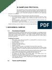 Mining Sampling Protocol