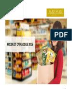 SSS Product Catalog May 2016