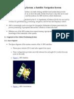 GPS Material