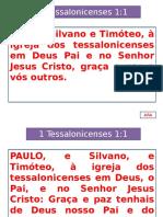 1 Tessalonicenses 1
