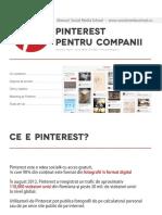 Pinterest Pentru Companii