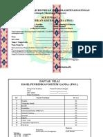 contoh Sertifikat PSG TKR