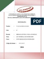 Monografia Final-contabilidad de sociedades