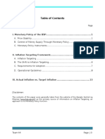 FINAL Paper_Inflation Targeting Framework of the BSP