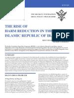 Briefing Paper Iran Drug
