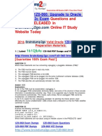 2016 Braindump2go 1Z0-060 PDF Dumps 161Q&as 21-30