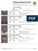 Peoria County Jail Booking Sheet for Aug. 19, 2016