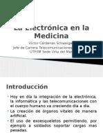 Tecnologías en La Medicina