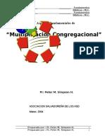 Multiplicacion Congregacional